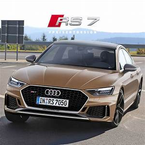 Audi A7 Sportback Versions : new audi rs7 coming in late 2018 e tron version with 700 hp to follow autoevolution ~ Maxctalentgroup.com Avis de Voitures