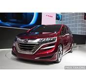 Honda Concept M MPV Debuts At Auto Shanghai 2013 Paul Tan
