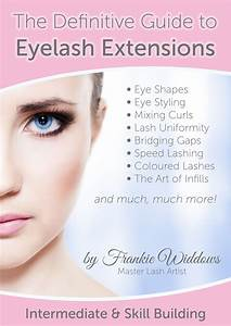 Eyelash Extensions Guide Cover