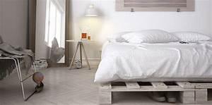 Bett 160x200 Günstig : palettenbett bauen diy zum g nstigen single oder doppelbett ~ Frokenaadalensverden.com Haus und Dekorationen
