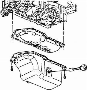 Buick 3 1 Engine Diagram Oil Drain Plug