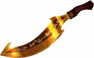 Khopesh Sword by Amenrenet on DeviantArt