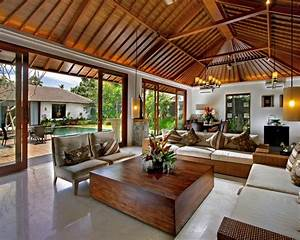 Interior Wood  Stone  U0026 Brass Design