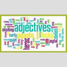 How To Teach Adjectives To Children  Playablo Blog