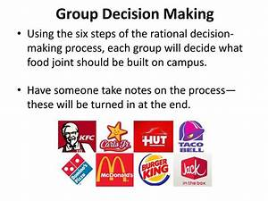 PPT - Decision-Making Process PowerPoint Presentation - ID ...