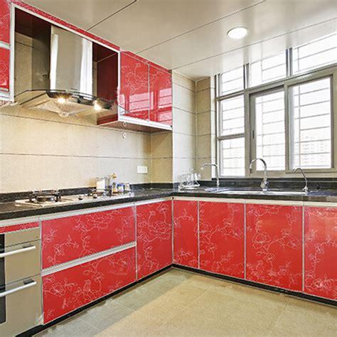 Vinyl Wallpaper For Kitchen Cabinets  Kitchen Cabinet