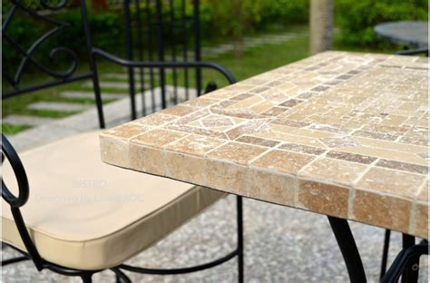 table mosaique fer forg 233 table mosa que table fer forg votre table mosa que table de jardin