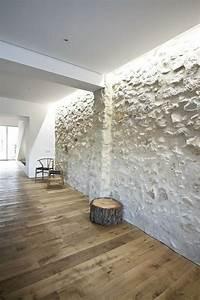 decoration murale eclairage indirect pour les murs sol en With parquet pour mur