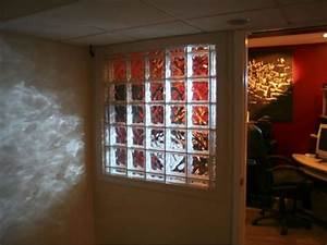 How to Install a Glass-Block Wall HGTV