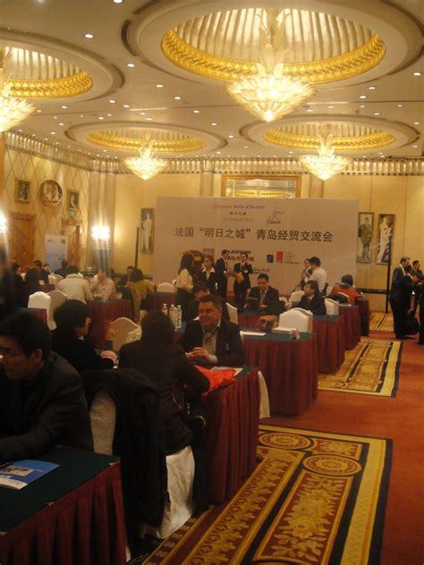 chambre de commerce franco chinoise qingdao une ville d avenir marketing chine