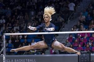 Gymnastics ends regular season with close meet against No ...