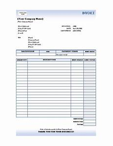 free excel invoices templates download type service With company invoice template excel