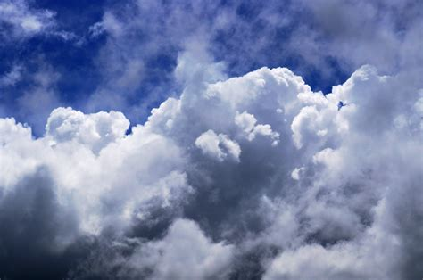 clouds, Sky, Blue Wallpapers HD / Desktop and Mobile ...