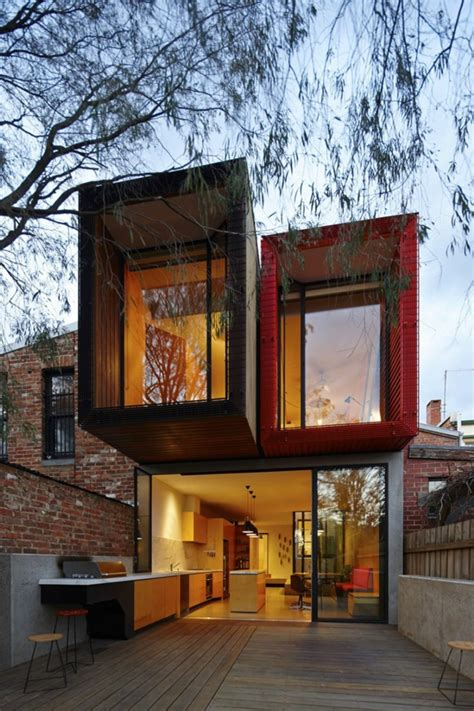 modernes japanisches einfamilienhaus nachhaltige architektur