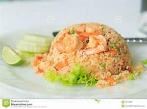 Shrimp fried rice stock photo. Image of asia, homemade ...