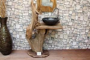 Waschbeckenschrank Für Aufsatzwaschbecken : waschbecken mit unterschrank holz waschbecken mit ~ Michelbontemps.com Haus und Dekorationen