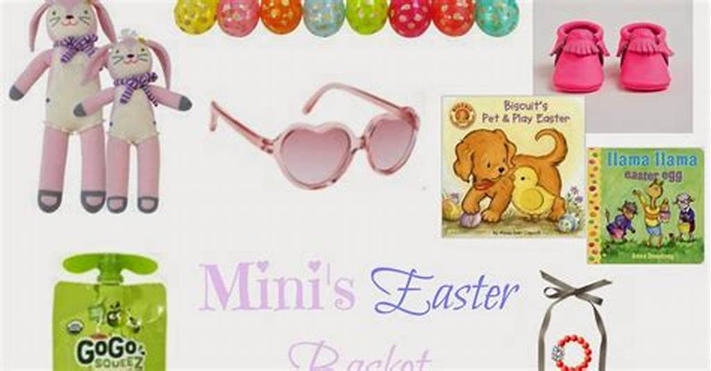 #Michele1218 #For #Your #Mini'S #Easter #Basket!