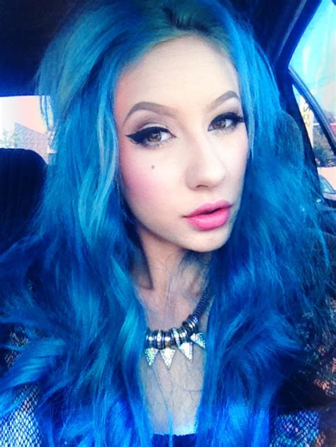 17 Best Images About Blue Hair On Pinterest My Hair