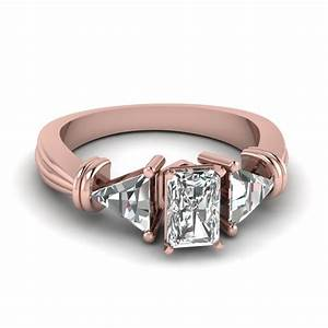 four stone anniversary custom wedding band for ladies in With offbeat wedding rings