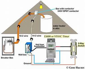 Contactor Wiring Diagram Heater