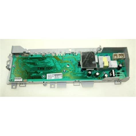 module 201 lectronique configur 201 ewm11 pour lave linge electrolux r 233 f d7844 lavage lave