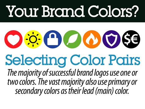 Yourbrandcolors? Selecting Color Pairs