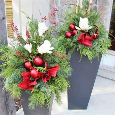 weihnachtsdeko im außenbereich adventsdeko selber machen 18 sch 246 ne ideen f 252 r drau 223 en adventskalender weihnachtlich