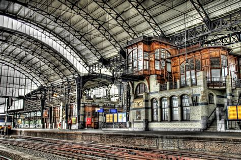 haarlem train depot stuck  customs