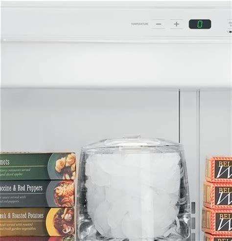 zifpnhrh monogram  professional built   freezer monogram appliances