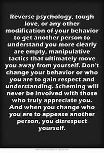 Best 25+ Psycho... Reverse Psychology Quotes