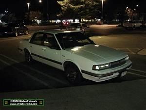 Oldsmobile Cutlass Ciera @ streetcarmike.com