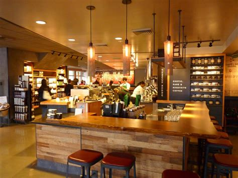 Shop Bar Ideas by Best Socially Designed Coffee Shops In Seattle With Wood