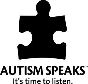 autism speaks logo vector eps