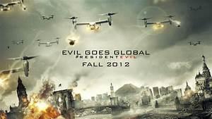 Resident, Evil, Retribution, 2012, Wallpapers