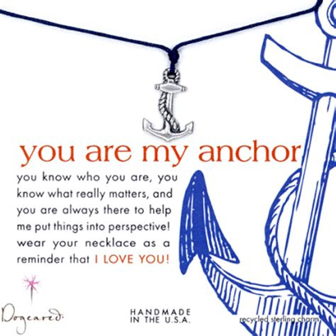 anchor quotes about love quotesgram