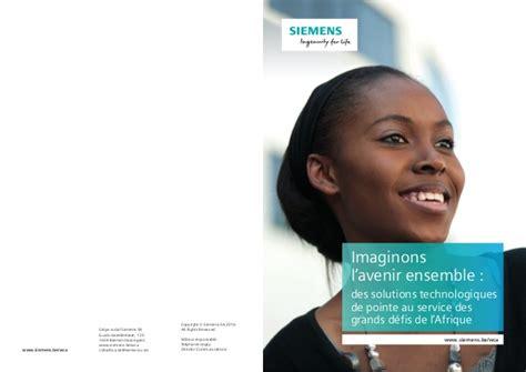 siege social siemens siemens engagement afrique