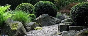 Pflegeleichter Garten Ohne Rasen : pflegeleichte vorgartengestaltung mit gr sern bux und felsen ~ Markanthonyermac.com Haus und Dekorationen