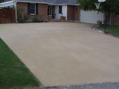 aging concrete concrete driveway resurfacing options ask