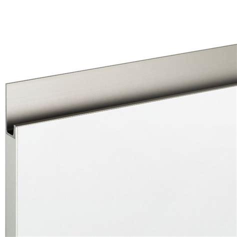 les cuisines en aluminium les poignées profilées sagne cuisines