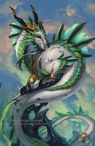 2014 Zodiac Dragons - Capricorn by The-SixthLeafClover on ...