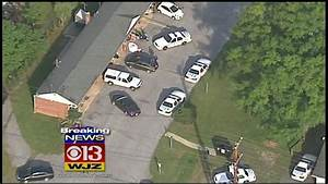 Baltimore County Police Investigate Officer-Involved ...