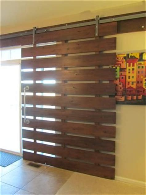 25 best ideas about sliding door coverings on