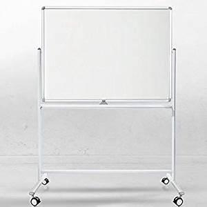 Whiteboard Mit Ständer : whiteboard stativdrehtafel 5 gr en w hlbar mobiles whiteboard mit st nder rollen und ~ Watch28wear.com Haus und Dekorationen