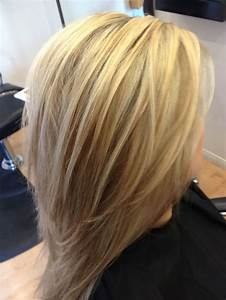 Platinum Blonde Hair With Lowlights Picture Wallpaper ...