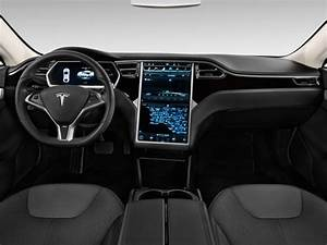 Image: 2015 Tesla Model S 4-door Sedan AWD 85D Dashboard, size: 1024 x 768, type: gif, posted on ...