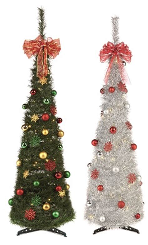 pop up xmas tree with decorations professional decoration props suitable for indoors and outdoors