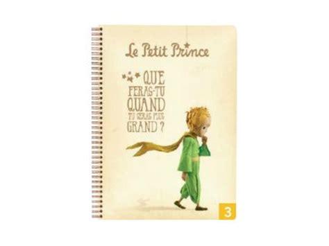 clairefontaine le petit prince notebook pour le travail 224 la maison cahiers de texte scolaires