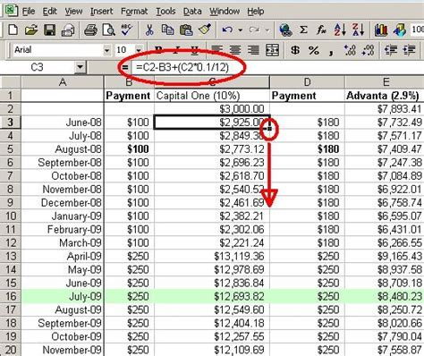personal budget  excel   easy steps