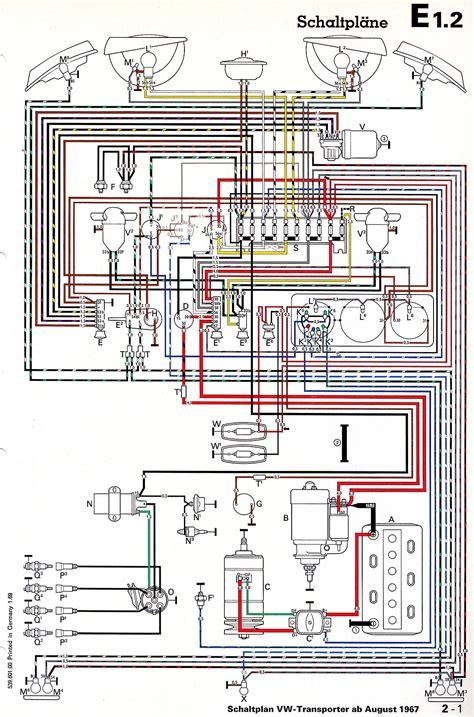 thesamba bay window view topic 69 electrical hacks by po need advice