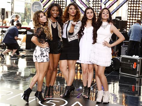 Let's Take This Outside! Fifth Harmony Fans Lobby For